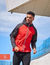 Unisex Cool Contrast Windshield Jacket